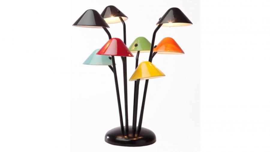 Lampe clochette